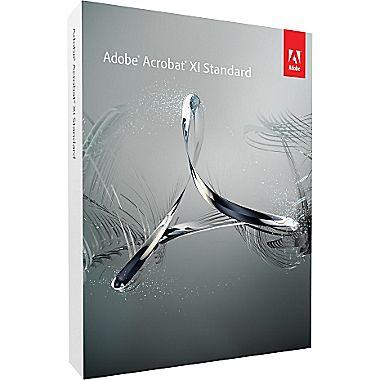 Adobe Acrobat Standard XI - Hiteco snc